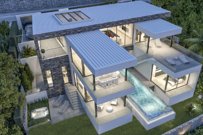 Villa, ref: 273 en venta en Monte Mayor Golf, Marbella Oeste
