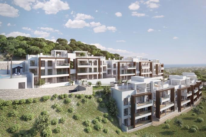 Apartamento, ref: 417 en venta en La Quinta, Marbella Oeste