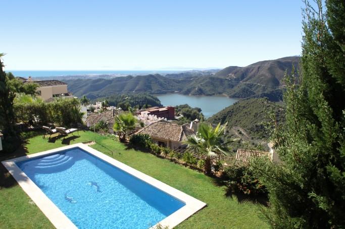 Villa, ref: 292 for sale in Sierra Blanca Country Club, Marbella Green Mile