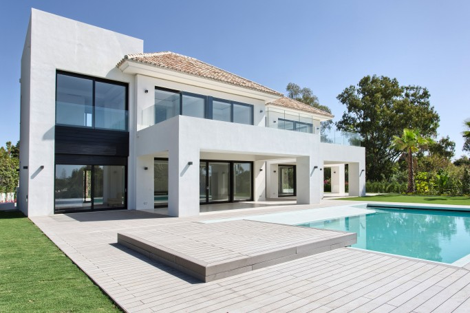 Villa, ref: 17 for sale in Casasola, Marbella West