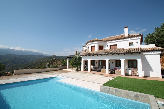 Villa, ref: 747 for sale in Istán Road, Marbella Green Mile