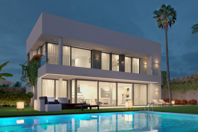 Villa, ref: 463 for sale in Estepona beach, Marbella West