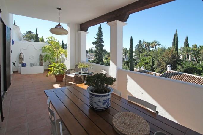 Apartamento, ref: 480 en venta en Lomas Pueblo, Marbella Milla de Oro