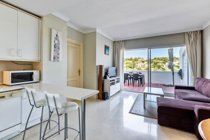 Apartamento, ref: 533 en venta en La Quinta Golf, Marbella Oeste