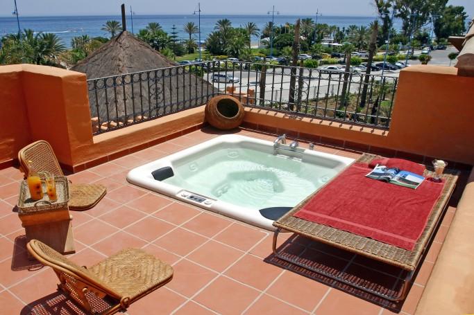 Apartamento, ref: 520 en venta en San Pedro beach, Marbella Oeste