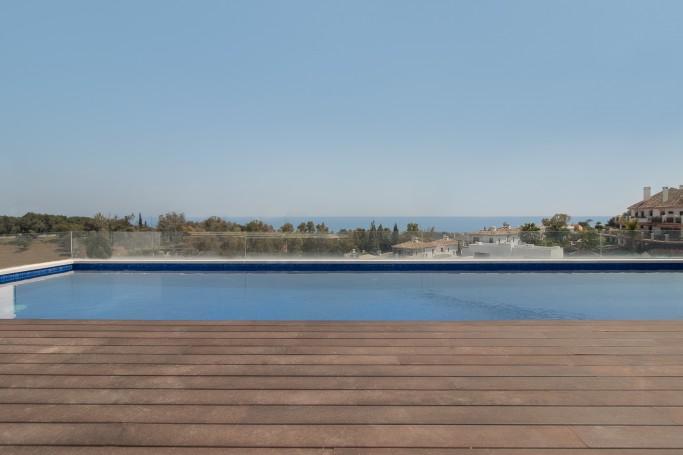 Apartamento, ref: 805 en venta en Golden Mile Mountain Side, Marbella Milla de Oro