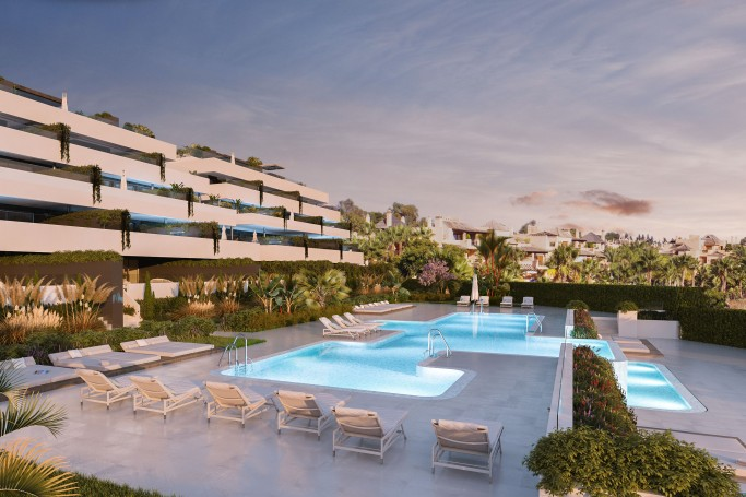 Apartment, ref: 581 for sale in El Campanario, Marbella West