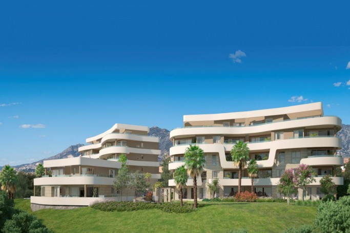 Apartamento, ref: 618 en venta en Mijas Costa, Marbella Este