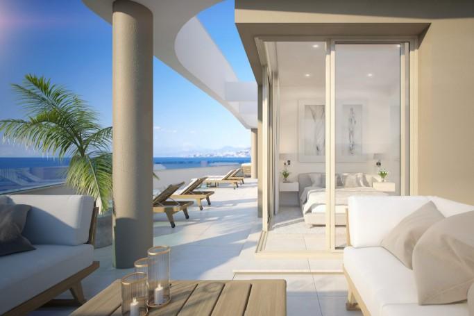 Apartamento, ref: 622 en venta en Mijas Costa, Marbella Este