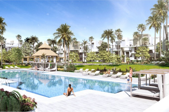 Apartment, ref: 600 for sale in El Padrón, Marbella West