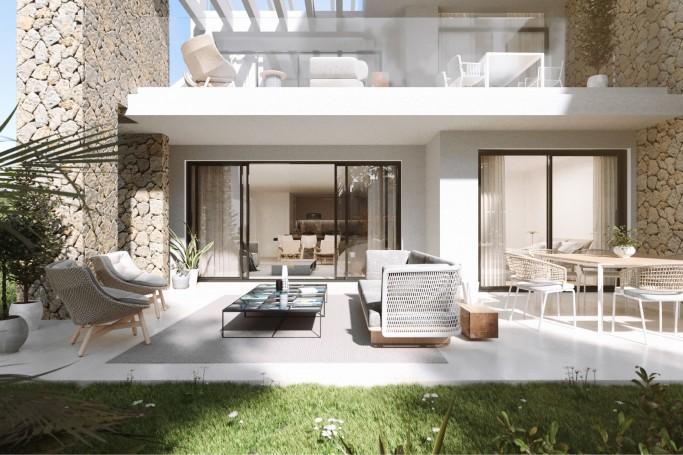 Apartment, ref: 595 for sale in El Padrón, Marbella West