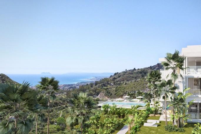 Apartamento, ref: 981 en venta en Ojén Road, Marbella Este