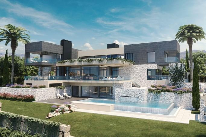 Villa, ref: 693 en venta en Nueva Atalaya, Marbella Oeste