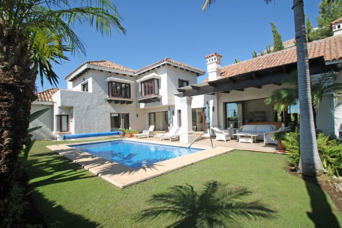 Villa, ref: 715 for sale in Sierra Blanca, Marbella Golden Mile
