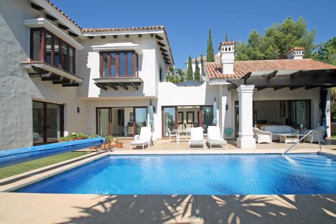 Villa, ref: 715 for sale in Sierra Blanca, Marbella Golden Mile