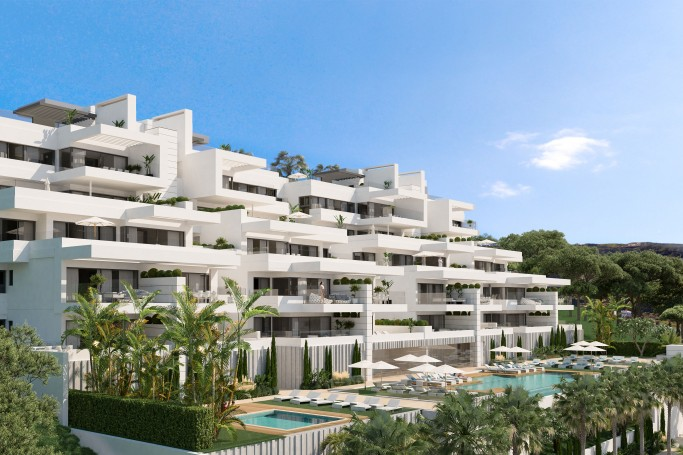 Apartment, ref: 222 for sale in Estepona town, Marbella West