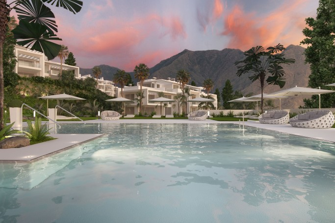 Apartment, ref: 822 for sale in Casares, Marbella West