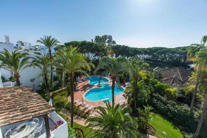 Apartamento, ref: 1012 en venta en Alhambra del Mar, Marbella Milla de Oro