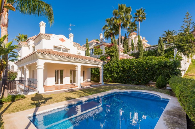Villa, ref: 628 for sale in Guadalmina Alta, Marbella West