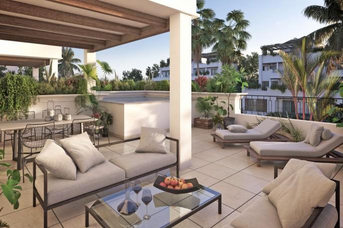 Apartamento, ref: 74 en venta en Lomas del Marbella Club, Marbella Milla de Oro