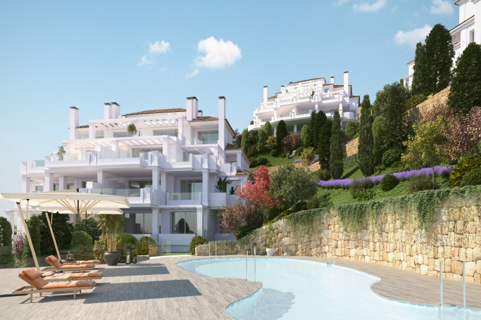 Apartment, ref: 592 for sale in Aloha, Marbella West