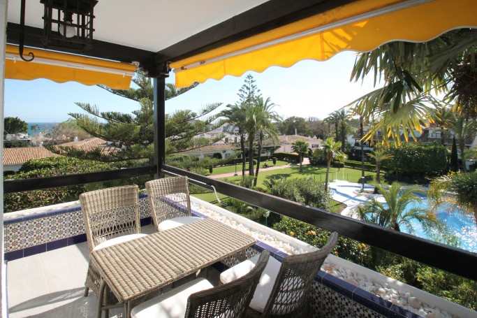 Apartment, ref: 1037 for sale in La Carolina Park, Marbella Golden Mile