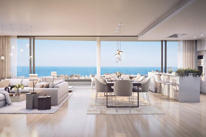 Apartamento, ref: 1064 en venta en Benalmádena, Marbella Este