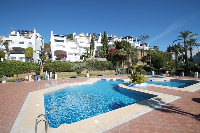 Apartment, ref: 1089 for sale in Club Sierra, Marbella Golden Mile
