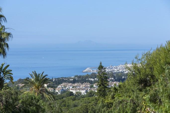 Parcela, ref: 1117 en venta en Sierra Blanca, Marbella Milla de Oro