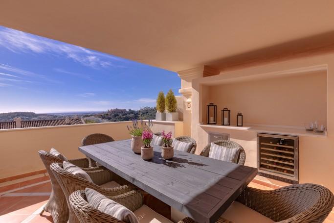 Apartamento, ref: 604 en venta en Albatross Hill Club, Marbella Oeste