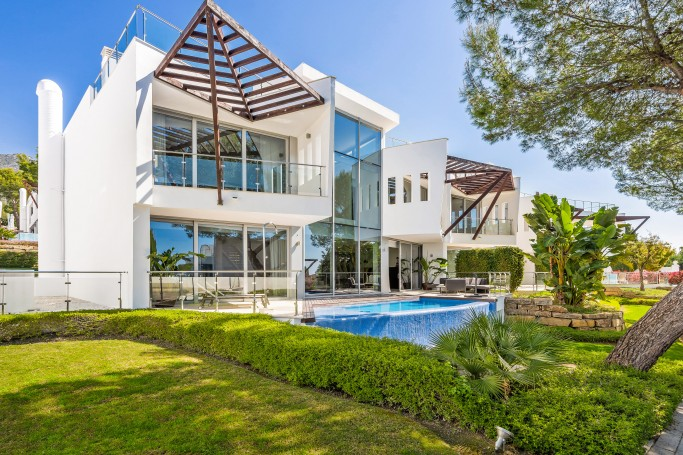 Villa, ref: 188 for sale in Sierra Blanca, Marbella Golden Mile