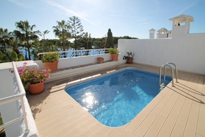 Apartamento, ref: 1122 en venta en Alhambra del Mar, Marbella Milla de Oro