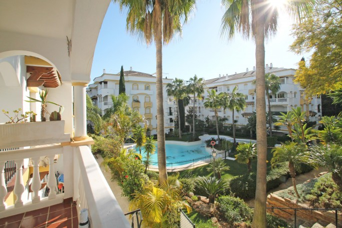 Apartment, ref: 754 for sale in Hacienda Nagüeles II, Marbella Golden Mile