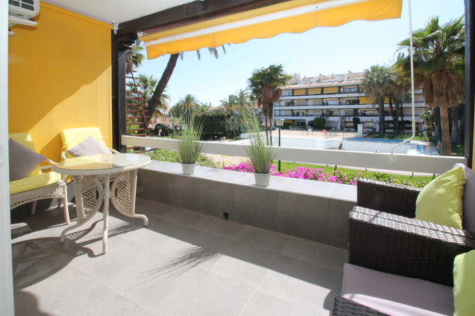 Apartment, ref: 1136 for sale in La Carolina Park, Marbella Golden Mile