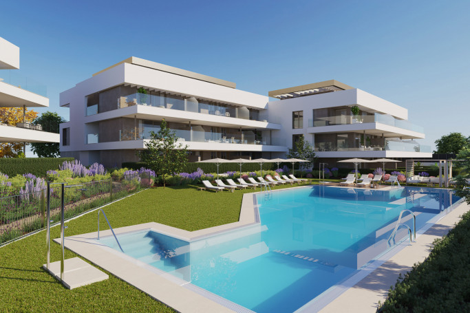 Apartment, ref: 1142 for sale in Cancelada, Marbella West