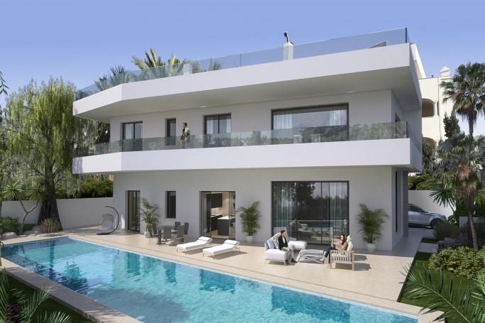 Villa, ref: 1144 en venta en Casablanca, Marbella Milla de Oro