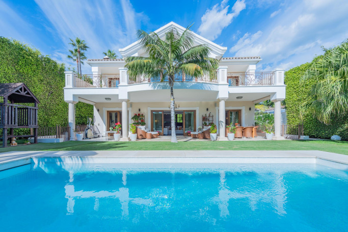Villa, ref: 1145 for sale in Casablanca, Marbella Golden Mile