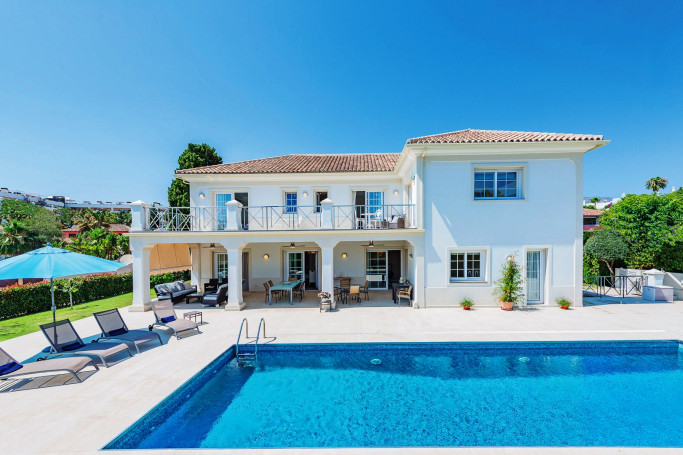 Villa, ref: 1146 for sale in Casablanca, Marbella Golden Mile