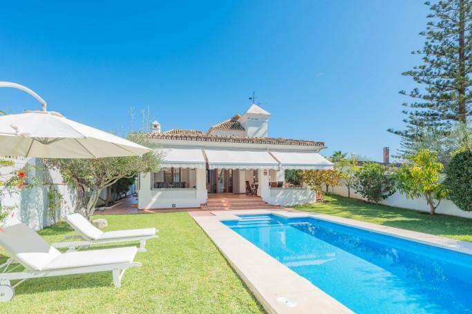 Villa, ref: 1147 for sale in Casablanca, Marbella Golden Mile