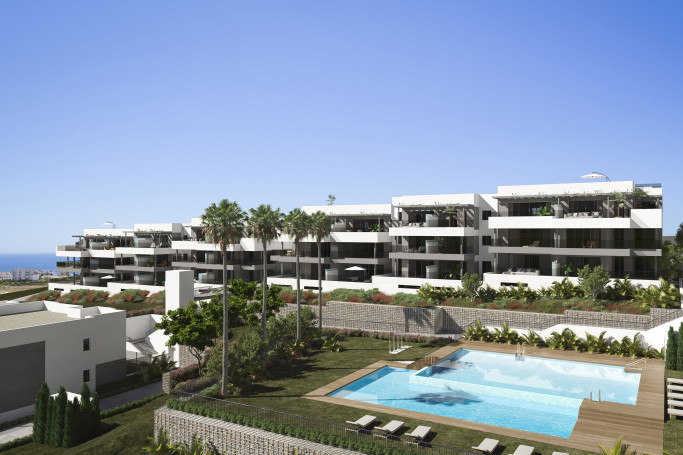 Apartment, ref: 1151 for sale in Estepona town, Marbella West