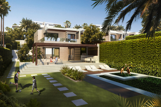 Townhouse, ref: 1161 for sale in Estepona beach, Marbella West
