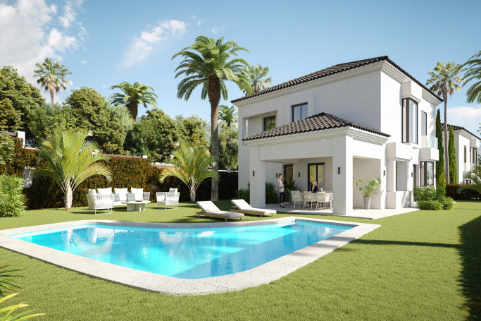 Villa, ref: 1167 for sale in Elviria, Marbella East