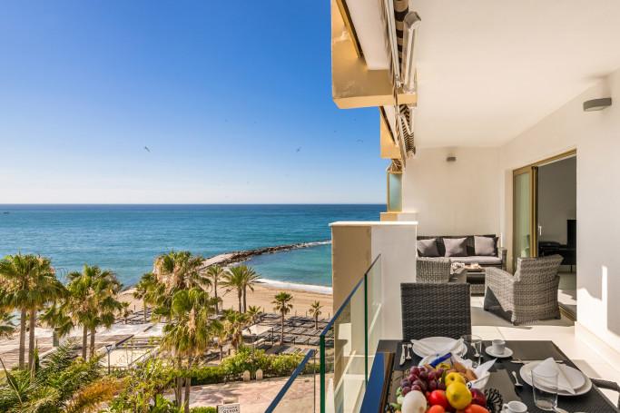 Apartment, ref: 1168 for sale in Marbella beach, Marbella Golden Mile