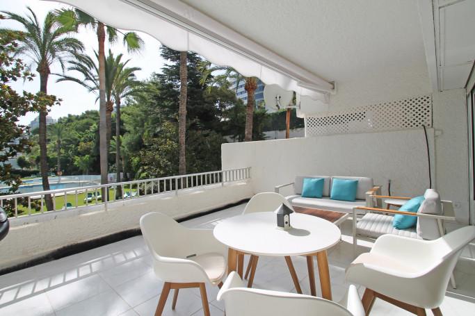 Apartment, ref: 714 for sale in Jardines del Mar, Marbella Golden Mile