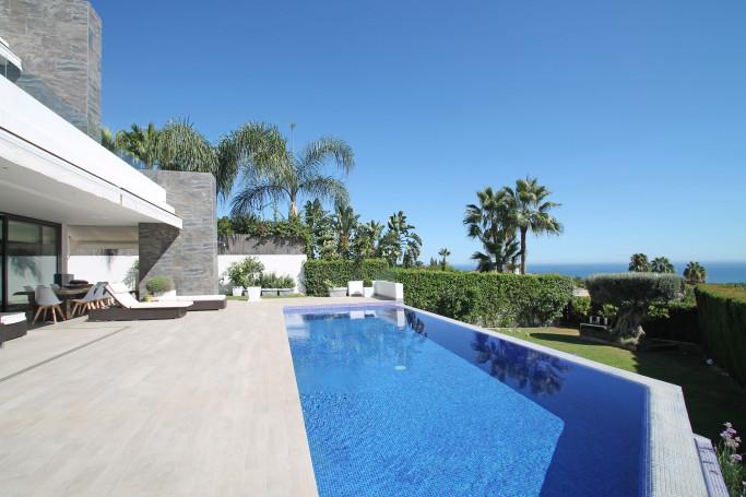 Villa, ref: 1182 for sale in Rocío de Nagüeles, Marbella Golden Mile
