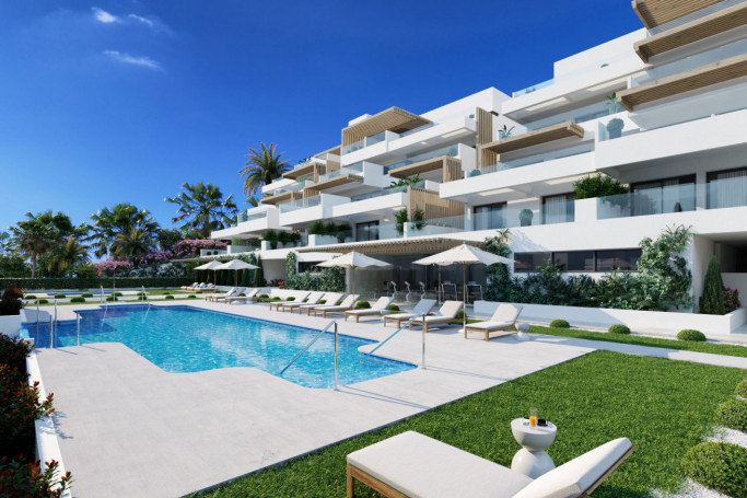 Apartment, ref: 1172 for sale in Estepona town, Marbella West
