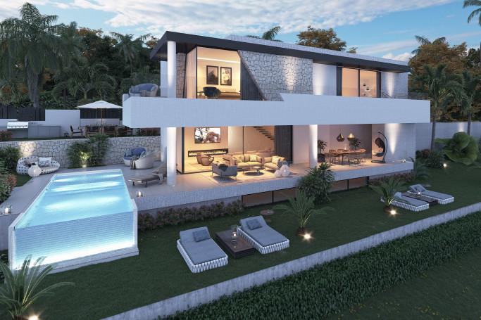 Villa, ref: 219 for sale in El Campanario, Marbella West