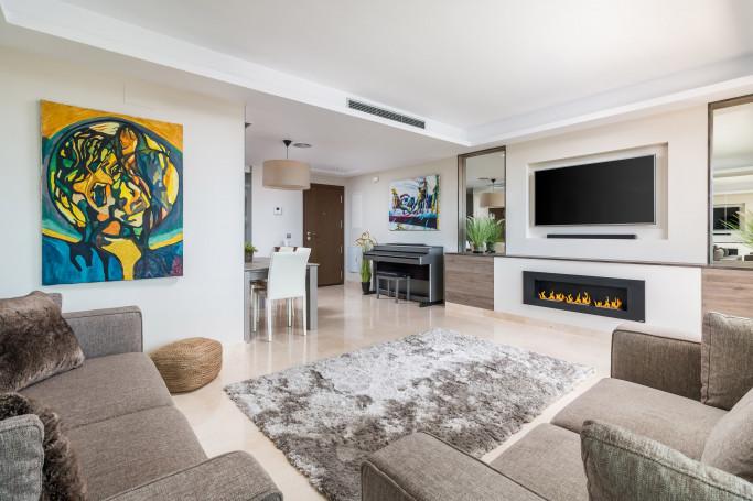 Apartment, ref: 1189 for sale in Los Arqueros, Marbella West