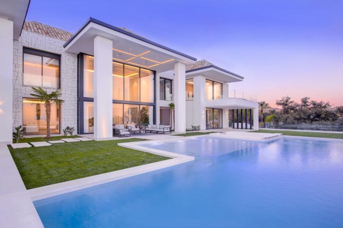 Villa, ref: 1191 for sale in El Madroñal, Marbella West