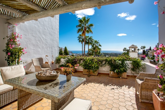 Townhouse, ref: 1202 for sale in La Heredia, Marbella West